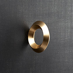 brass ring pull