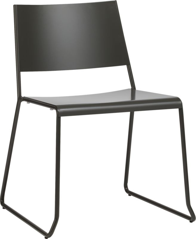 broad dining chair