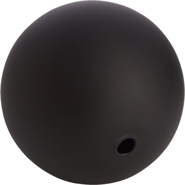 bubble sphere black