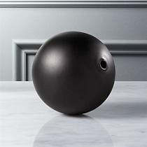 bubble sphere black