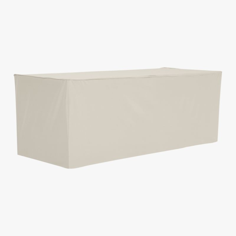 bunker storage chest-bench cover