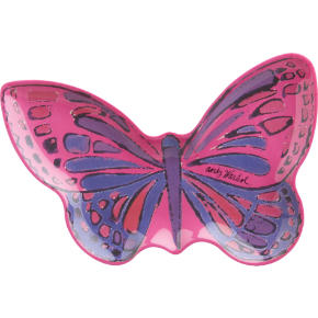 butterfly appetizer plate shopping in CB2 dinnerware