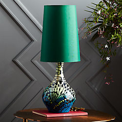 butterfly table lamp