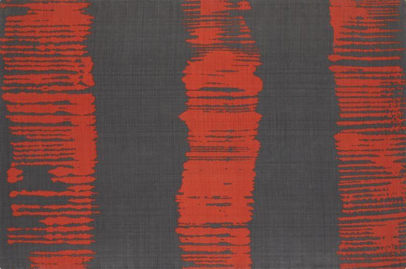 buzz cotton dhurrie rug 6'x9'
