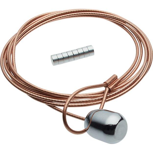 copper cable photo cord
