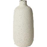 callisto white vase