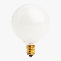 candelabra 60W light bulb