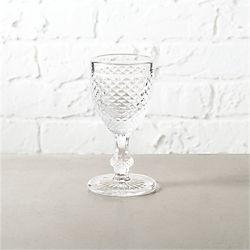 capri cordial glass