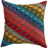 """capsule 16"""" pillow with down-alternative insert"""
