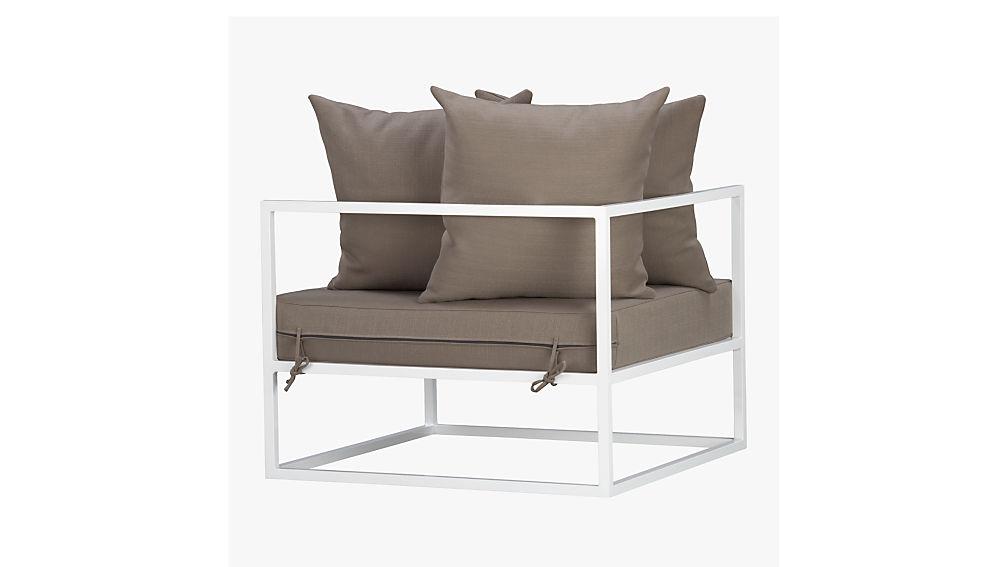 casbah corner chair