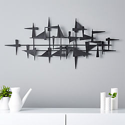 castile metal wall decor