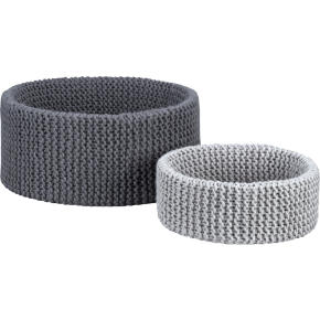 2-piece caterpillar basket set