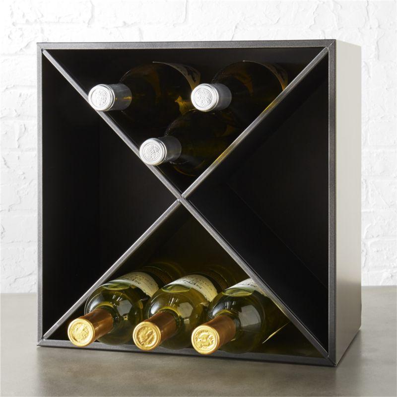 cellar wine rack