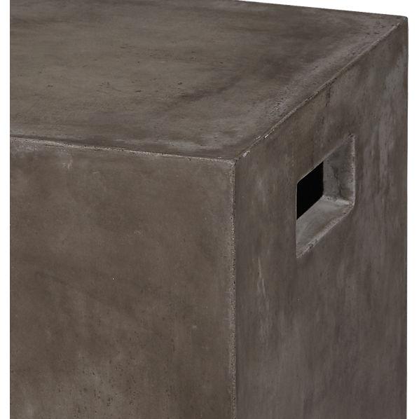 CementStoolSdTblGreyAVS12