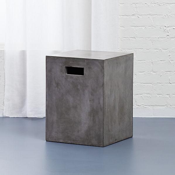 CementStoolSideTableGreySHS16_1x1