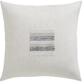 center beads 20 pillow