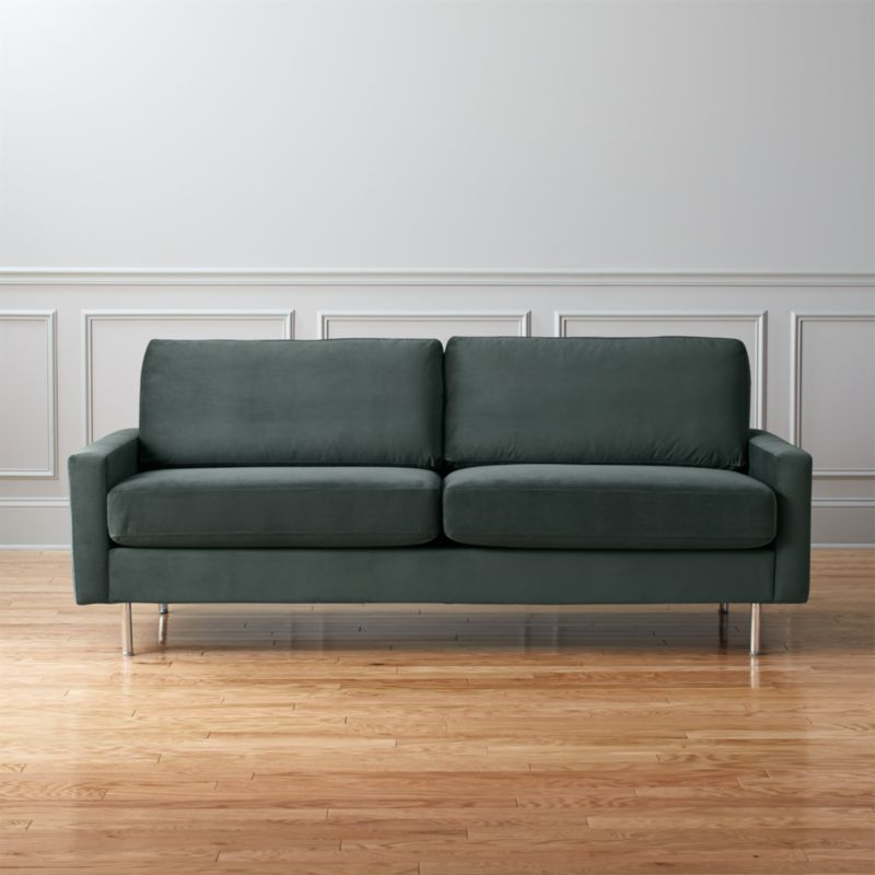 central shadow sofa bedroom furniture cb2 peg