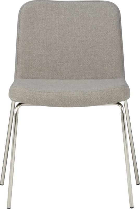 charlie grey chair