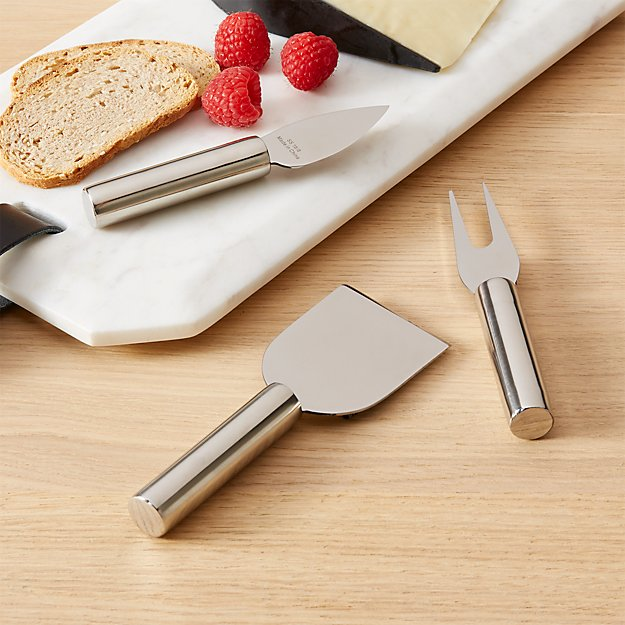 3-piece cheese cutter set