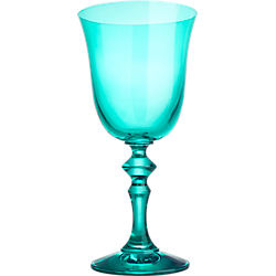 cheval aqua wine glass