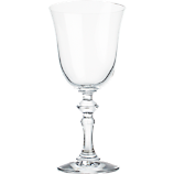 cheval clear wine glass