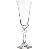 cheval clear champagne flute