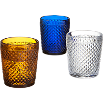 chroma double old-fashioned glasses
