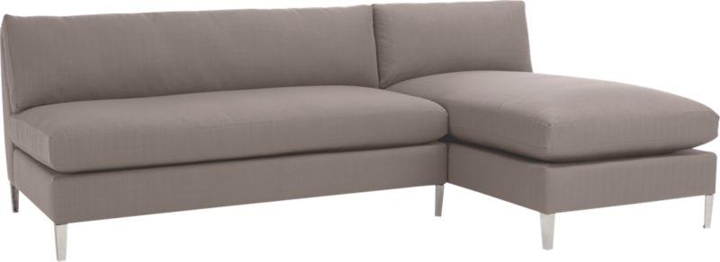 cielo II 2-piece sectional sofa
