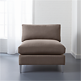 cielo II armless chair