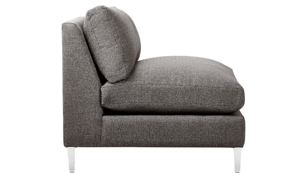 cielo II armless chair