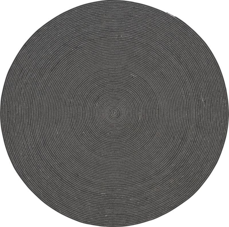 circle rug 6'
