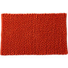 cirrus orange bath mat.