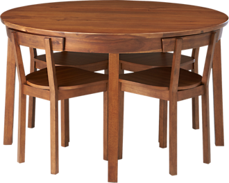up to 25% off select dining furniture