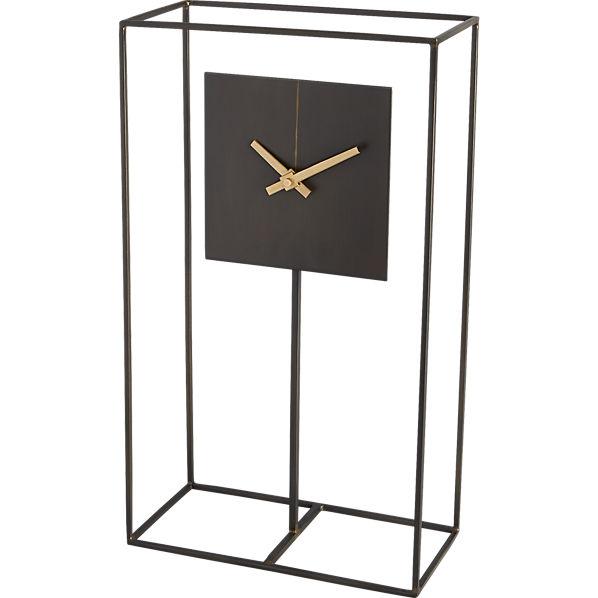 ClockTowerMantleClockAVF15