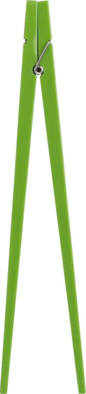 green clothespin chopsticks