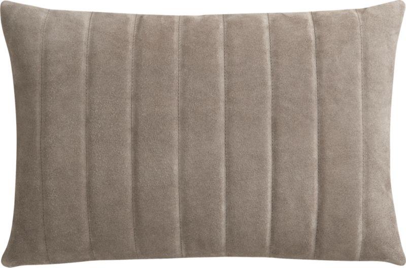 """clutch natural 18""""x12"""" pillow"""