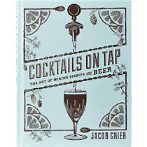 """cocktails on tap"""