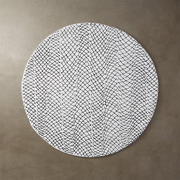 coil placemat