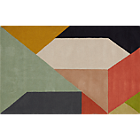 division rug 5'x8'