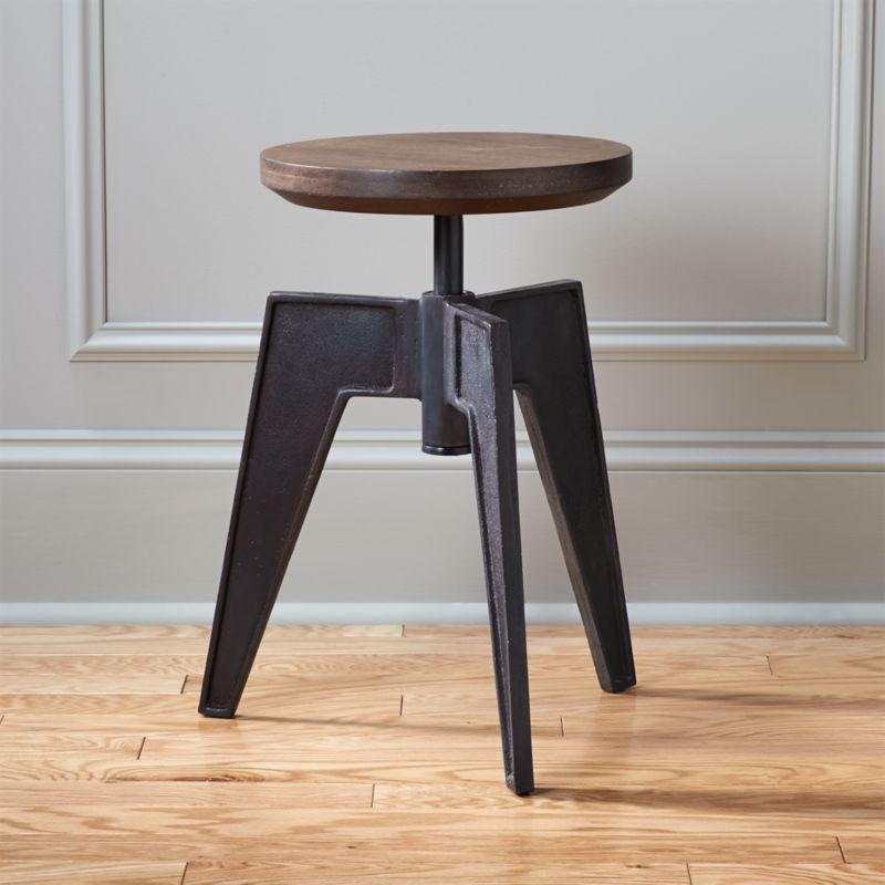 contact stool