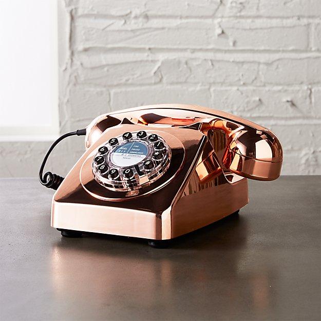 copper phone