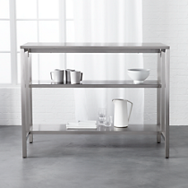 coterie kitchen cart
