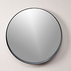 "crescent 32.5"" wall mirror"