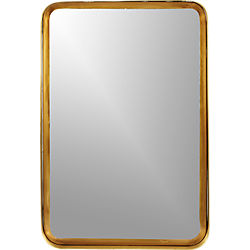 "croft brass 16""x24.5"" mirror"