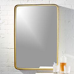 Modern Mirrors Round Square And Standing Cb2