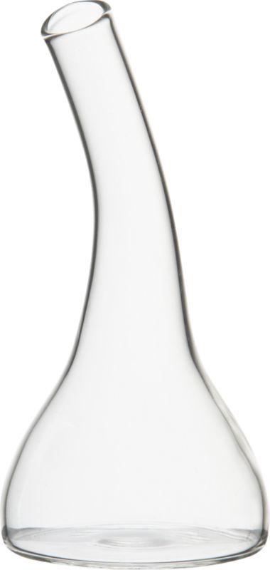 curve mini bud vase