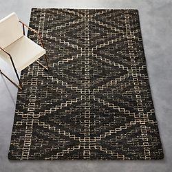 cuzco hemp rug