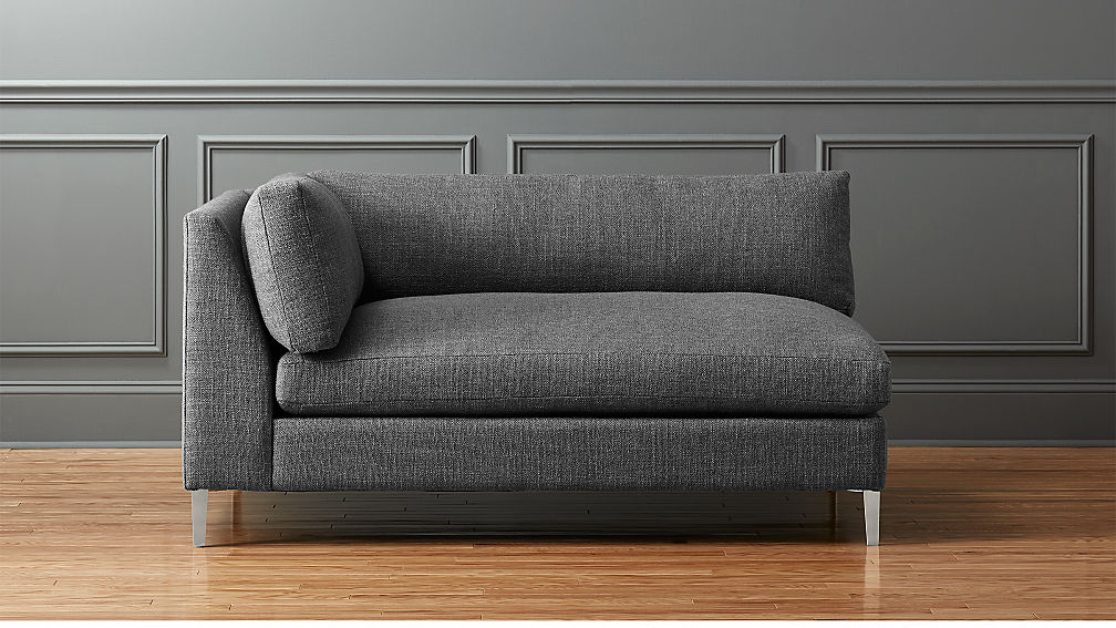 decker right arm chaise
