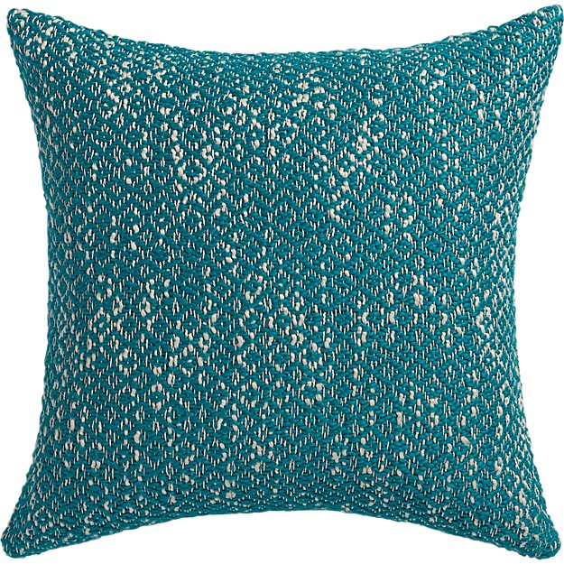 "diamond weave swoon 18"" pillow"