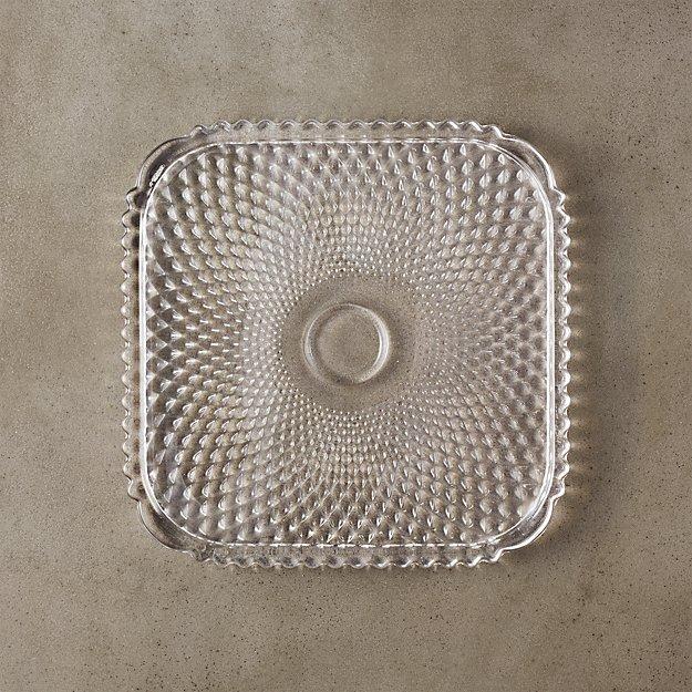 diamont glass plate